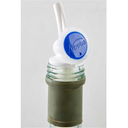 Bonprix Dozownik nalewak do butelek biało-niebieski