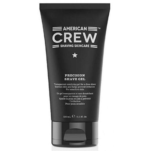 American crew shaving skincare precision shave gel żel do precyzyjnego golenia 150ml