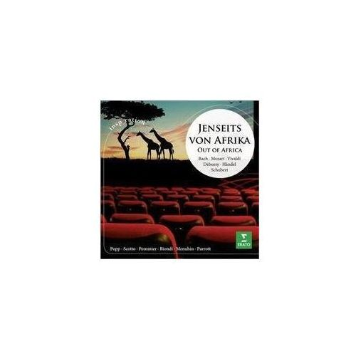 Inspiration: jenseits von afrika - best-loved film music - little, menuhin, muti, marriner, popp (płyta cd) marki Warner music