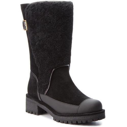 Kozaki - sloan shearling boot 49198 perfect black/perfect black 004, Tory burch, 36-41