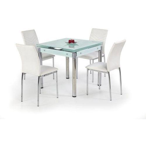 Halmar Stół z blatem szklanym kent, kolory