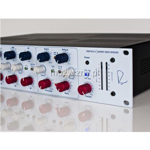 Rupert Neve Designs Portico II przedwzmacniacz mikrofonowy z equalizerem