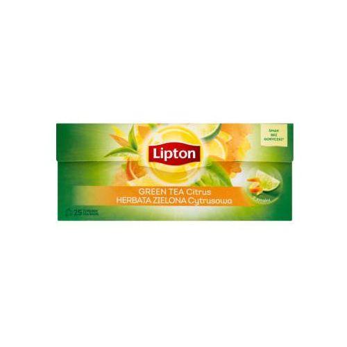 Herbata Lipton Green Citrus 25 torebek (8712566388141)