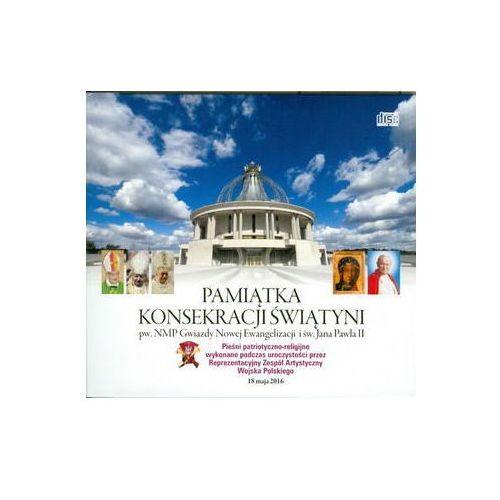 Pamiątka konsekracji świątyni (książeczka + CD)