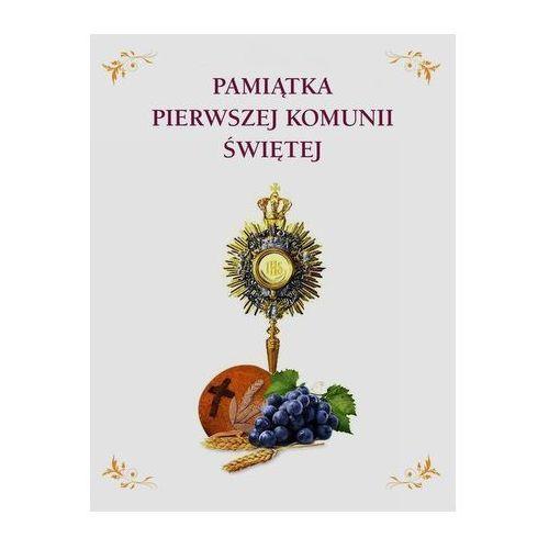 Pamiątka pierwszej komunii świętej - jeśli zamówisz do 14:00, wyślemy tego samego dnia. marki Marzena baranowska