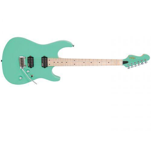 Vintage V6M24VG gitara elektryczna, Ventura Green