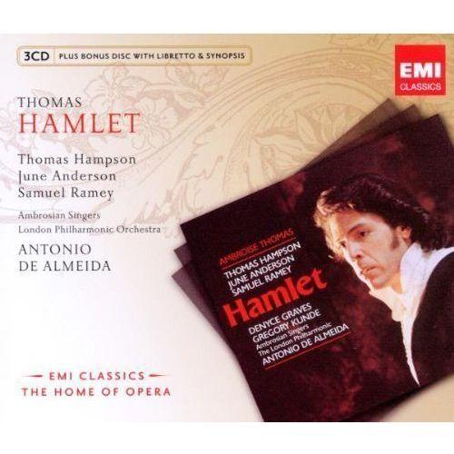 Warner music group Hamlet - hampson (płyta cd)