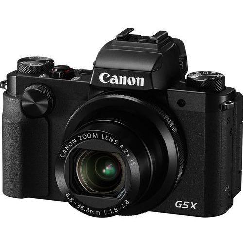 Canon PowerShot G5X z kategorii [aparaty cyfrowe]