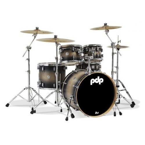 PDP (PD805914001) Concept Maple Satin Charcoal Burst