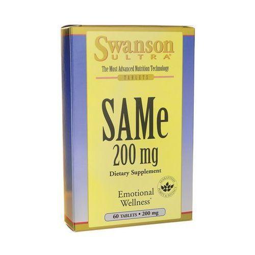 Swanson same 200mg 60 tabl. marki Swanson, usa