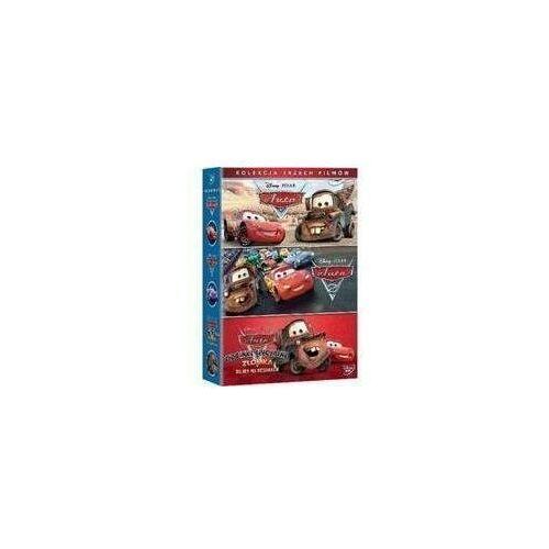 Galapagos Kolekcja: auta (dvd) - różni darmowa dostawa kiosk ruchu