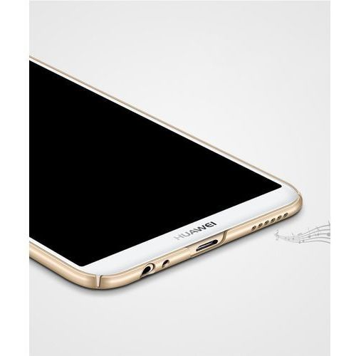Etui MSVII Huawei Mate 10 Lite Gold