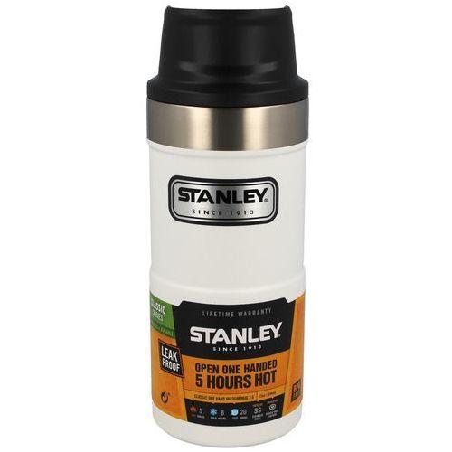 Kubek termiczny Stanley Classic 2.0 polar white 354ml (10-06440-003) (6939236348133)