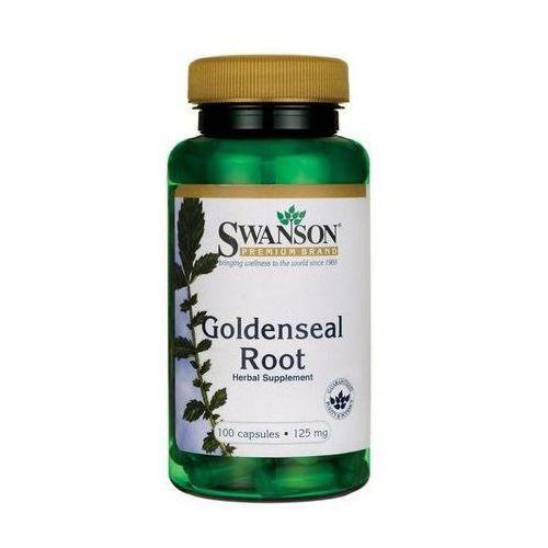 Goldenseal Root 125mg 100 kaps. (9012624116624)