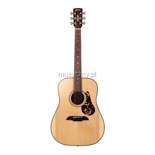 fd 14 solid a sitka spruce natural gloss gitara akustyczna marki Framus