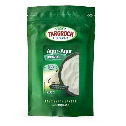 Tar-groch-fil sp. filipowice 161, 32-840 zakliczyn, polska, dystrybuto Targroch 250g agar agar naturalna substancja żelująca do żywności (5903229004994)