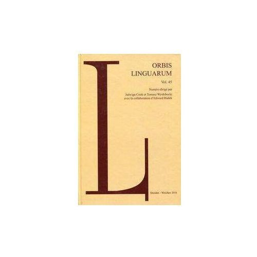 Orbis Linguarum vol 45 - Atut, Atut