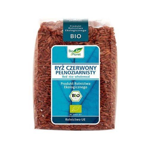 Bio Planet: ryż czerwony pełnoziarnisty BIO - 400 g