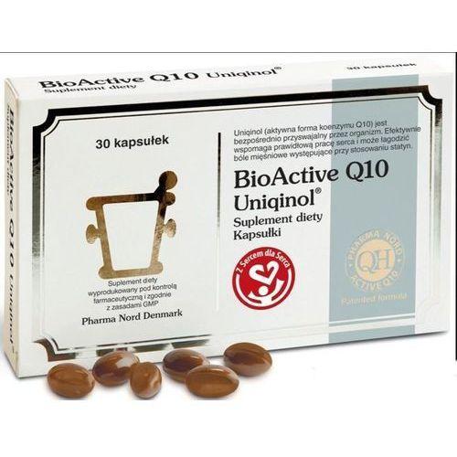 Bio active q10 uniginol x 30 kaps (kapsułki)