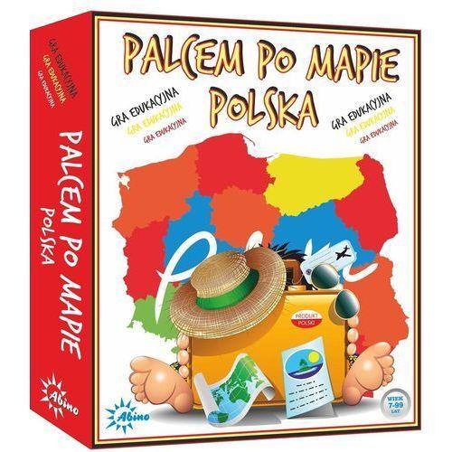 Palcem po mapie - polska marki Icom