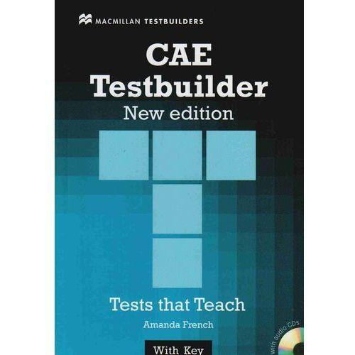 CAE Testbuilder. Książka z Kluczem + CD, Judith Ash