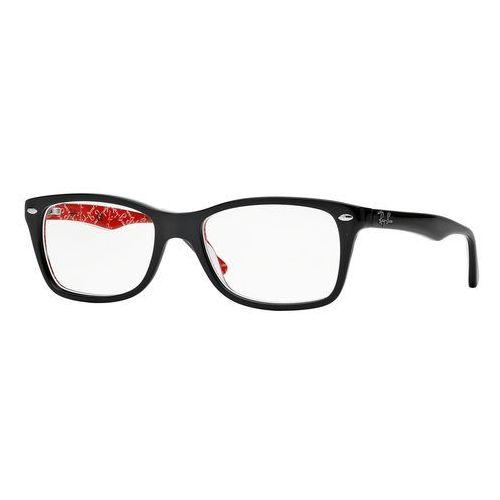 Ray-ban rx 5228 2479 okulary korekcyjne + darmowa dostawa i zwrot (0805289525844)