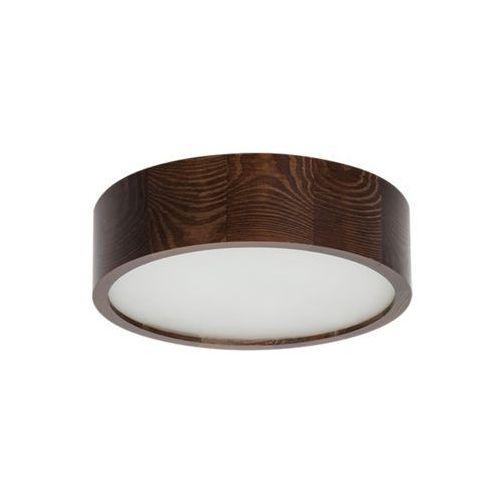 Plafon Kanlux Jasmin 270-WE 23120 lampa sufitowa 1x60W E27 wenge (5905339231208)