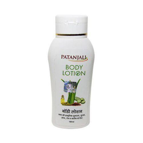 Naturalny balsam do ciała z aloe vera 100ml marki Patanjali