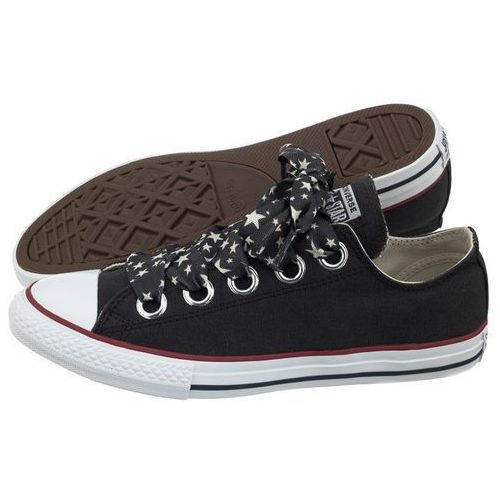 Trampki Converse CT All Star Big Eyelets OX Almost Black 660728C (CO346-a), 660728C