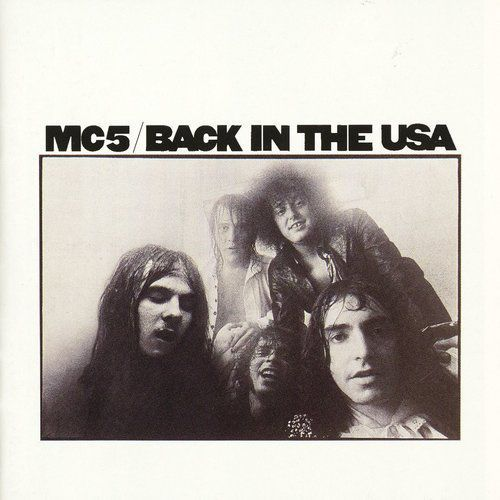 Warner music / atlantic Back in the usa - mc 5 (płyta cd) (0081227103323)