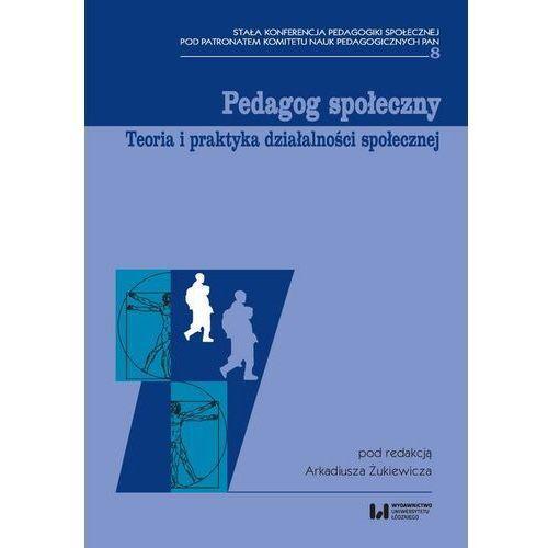 Pedagog społeczny - No author - ebook