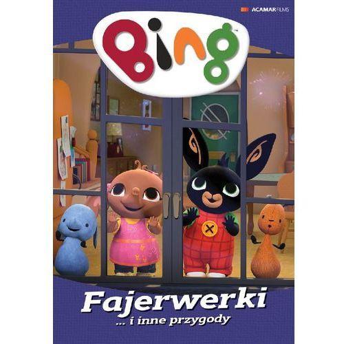 BING, CZĘŚĆ 3: FAJERWERKI I INNE PRZYGODY (Płyta DVD) (7321997611516)