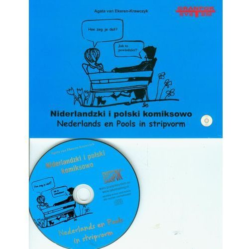 Niderlandzki i polski komiksowo (+ CD), Granpok