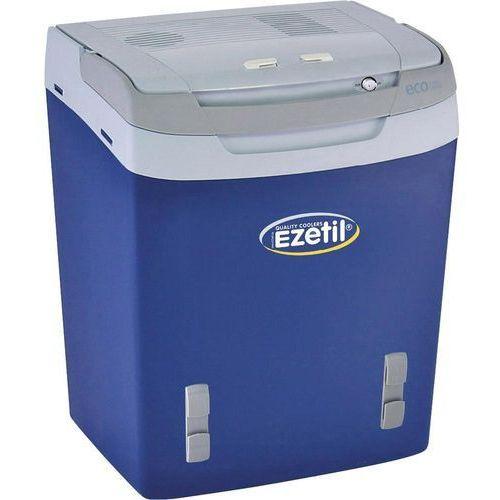 Ezetil Lodówka turystyczna, samochodowa, termoelektryczna  e32 m 776930, 12 v, 230 v, 29 l, niebieski , jasnoniebieski