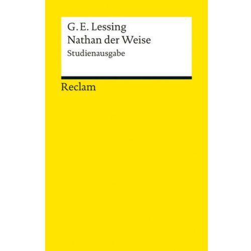 Nathan der Weise (9783150191422)