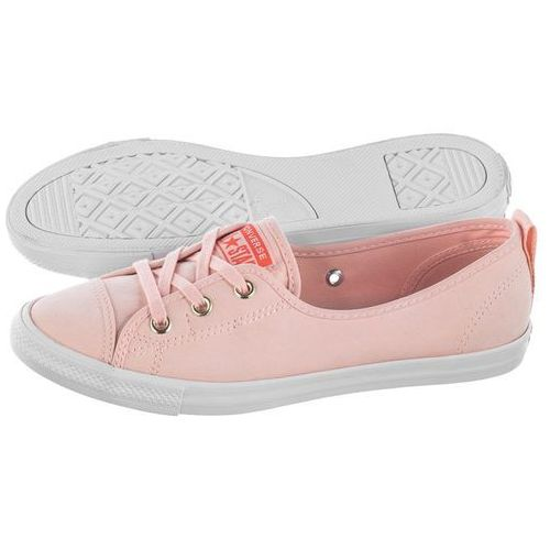 Tenisówki Converse CT All Star Ballet Lace Slip Washed Coral/Turf Orange 564313C (CO386-b), 564313C