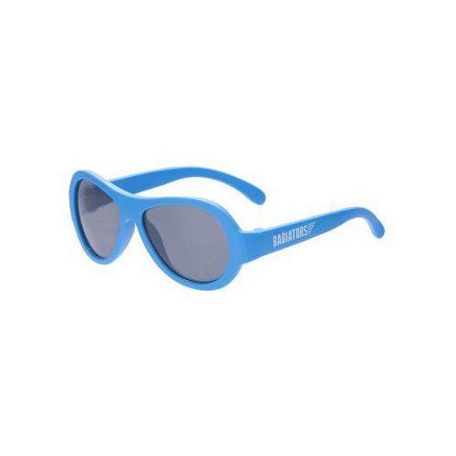 - okulary przeciwsłoneczne dla dzieci (0-2) - true blue marki Babiators