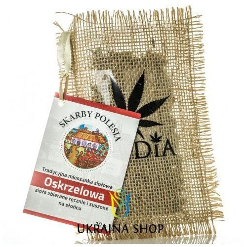 India cosmetics Herbata ziołowa oskrzelowa, 50 g
