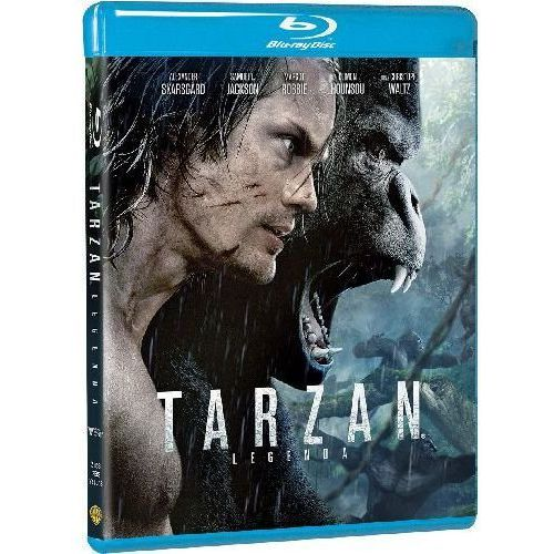 Galapagos Tarzan: legenda (blu-ray) - david yates (7321999343583)