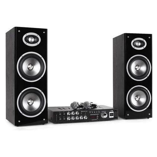 Ltc Karaoke star 3d-bt bluetooth usb dwa mikrofony