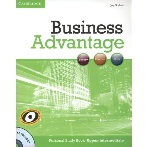 Business Advantage Upper Intermediate Personal Study Book with Audio CD (2011)
