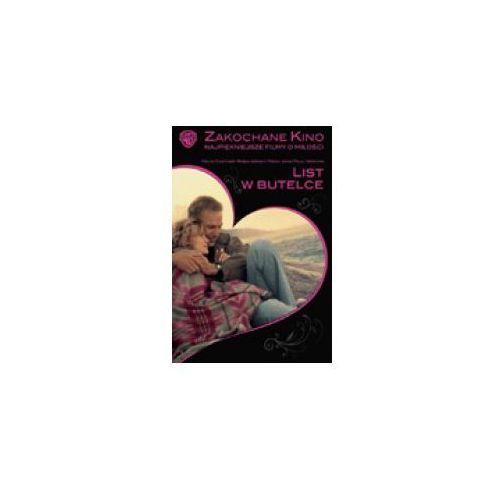 List w butelce (zakochane kino) marki Galapagos films / warner bros. home video