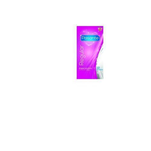 Prezerwatywy Pasante - Regular (1 op. / 12 szt.)