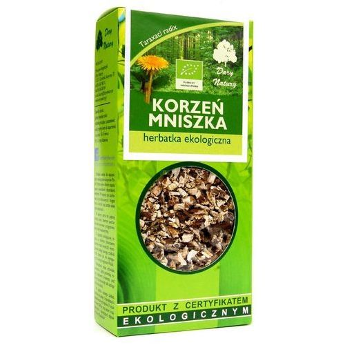 Herbatka z Korzenia Mniszka Mniszek BIO 100 g Herbata Dary Natury