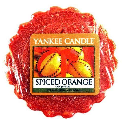 Wosk zapachowy - spiced orange - 22g - marki Yankee candle