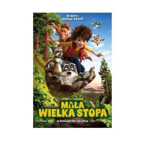 Mała Wielka Stopa (DVD) + Książka (9788365736734)