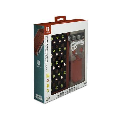 Pdp switch mario starter kit icon - akcesoria do konsoli do gier - nintendo switch