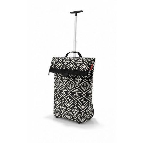 Reisenthel TROLLEY M Wózek na Zakupy - Hopi Black (wózek na zakupy)