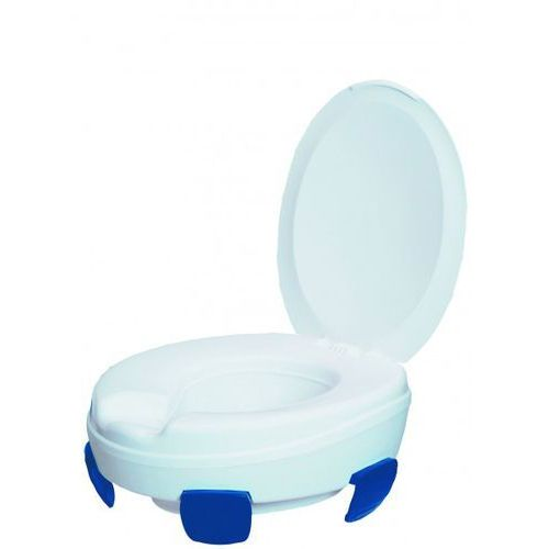 Nasadka sedesowa podwyższająca toaletę z pokrywą Clipper III - oferta (058adaa3efa383f2)