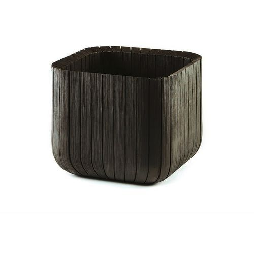 Keter Doniczka cube planter l antracyt + darmowy transport!